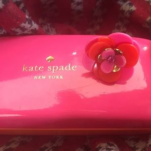 Like New Kate spade Rosie Posie Ring💍